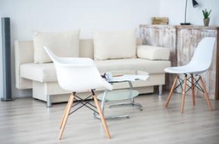 chaise design pour décoration intérieur