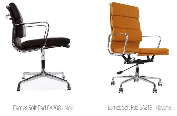 Les chaises de bureau