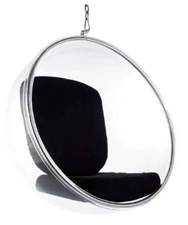 Fauteuil bubble de Eero Aarnio