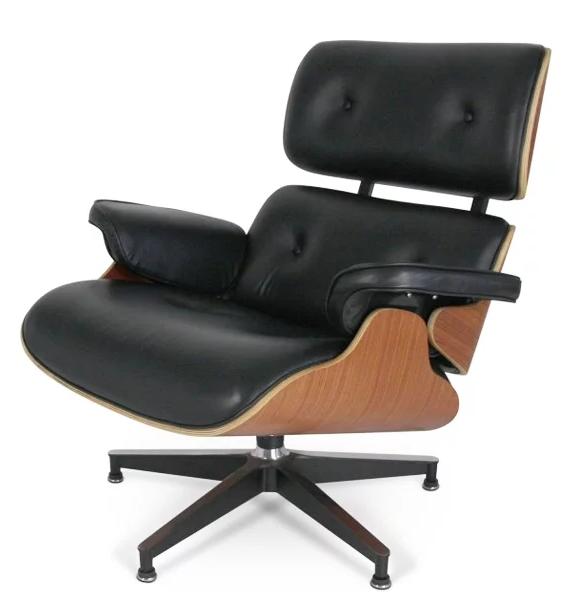 Le fauteuil lounge Eames
