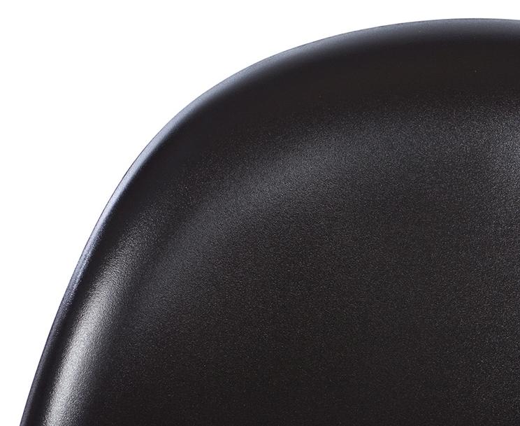 Le polymère ABS des chaises Panton