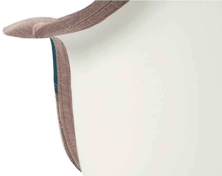 Le polypropylène des chaises Eames