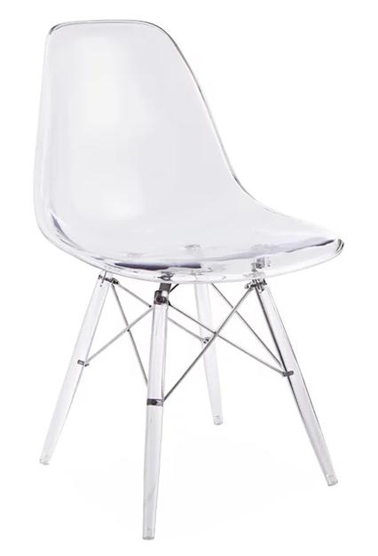 Chaise DSW en polycarbonate
