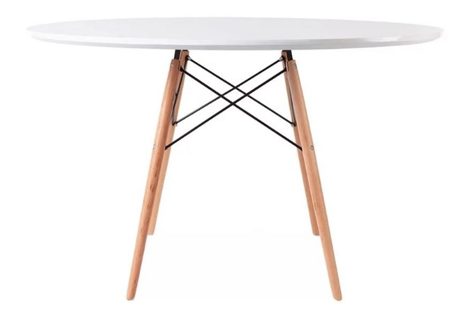 tables design de Charles et Ray Eames