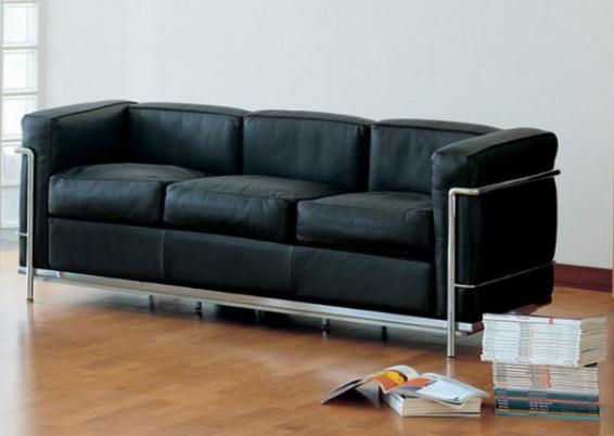 Le canapé Le Corbusier