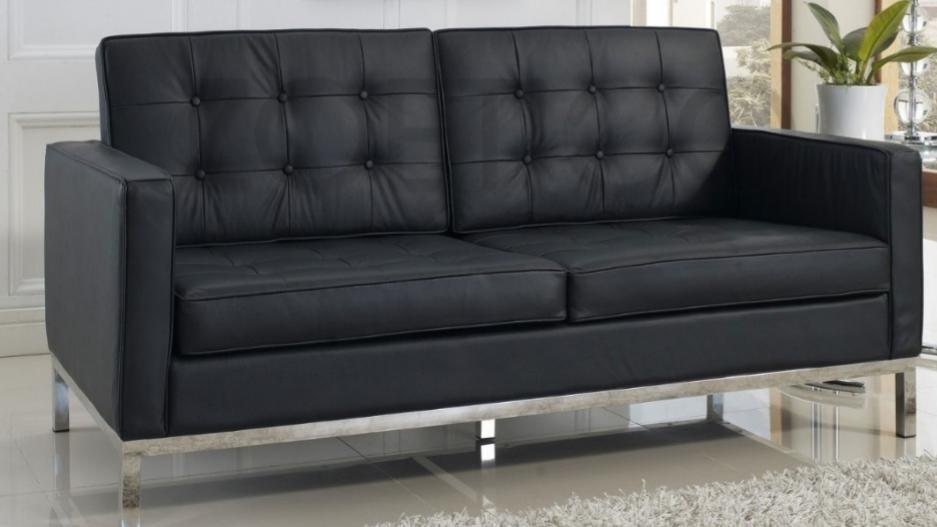 Le canapé Lounge Knoll