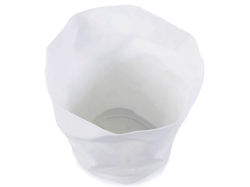 Image of the item Cestino Scrunch - Bianco