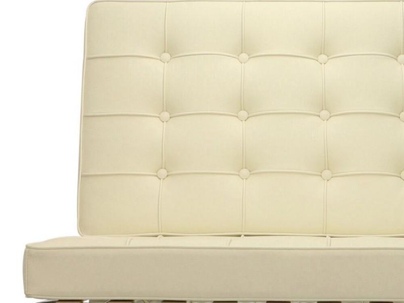 Image de l'article Chaise Barcelona - Blanc crème