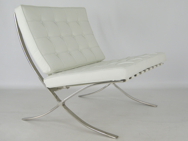 Image de l'article Chaise Barcelona - Blanc