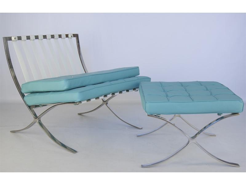 Image de l'article Chaise Barcelona - Bleu ciel
