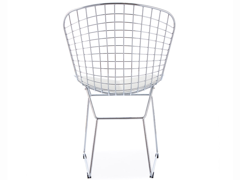 Image de l'article Chaise Bertoia Wire Side - Blanc
