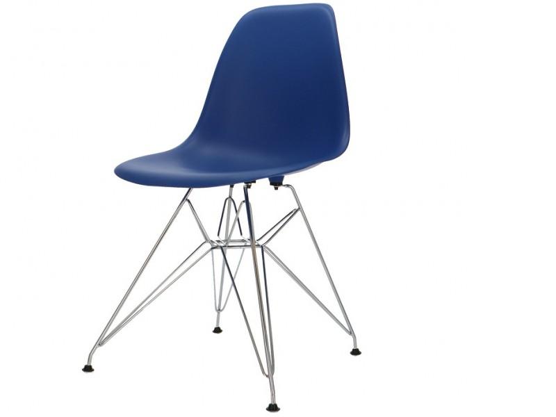 Image de l'article Chaise COSY métal - Bleu foncé