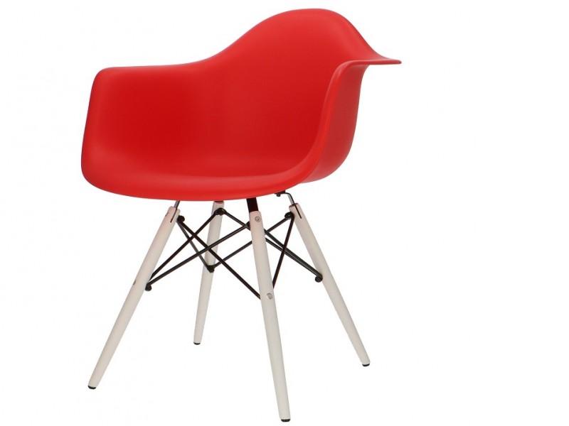 Image de l'article Chaise DAW - Rouge