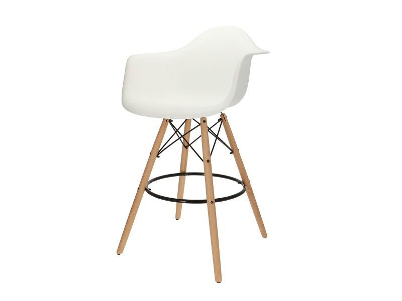 Image de l'article Chaise de bar DAB - Blanc