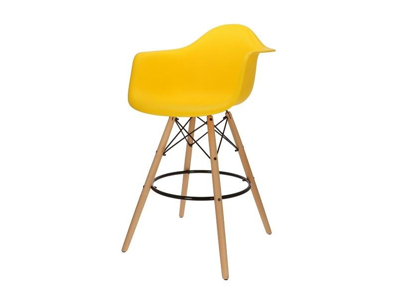 Image de l'article Chaise de bar DAB - Jaune