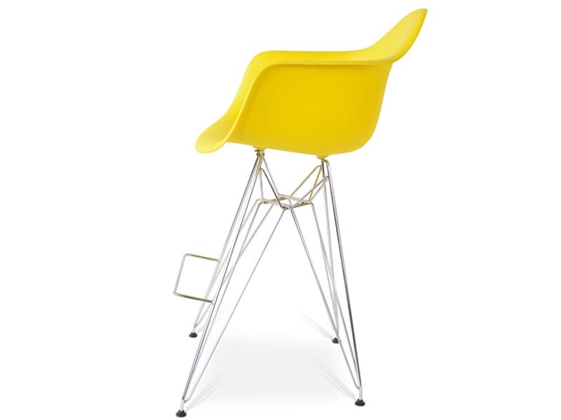 Image de l'article Chaise de bar DAR - Jaune