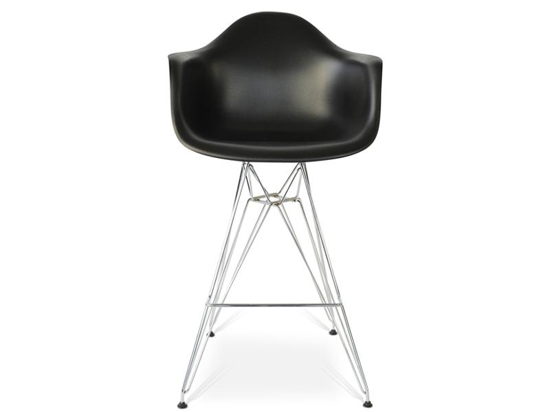 chaise de bar dar noir. Black Bedroom Furniture Sets. Home Design Ideas