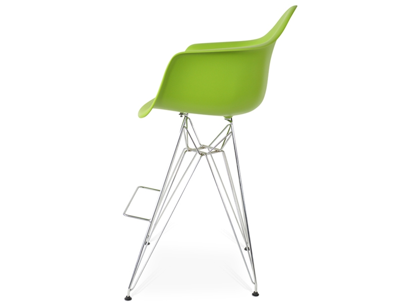 Image de l'article Chaise de bar DAR - Vert pomme