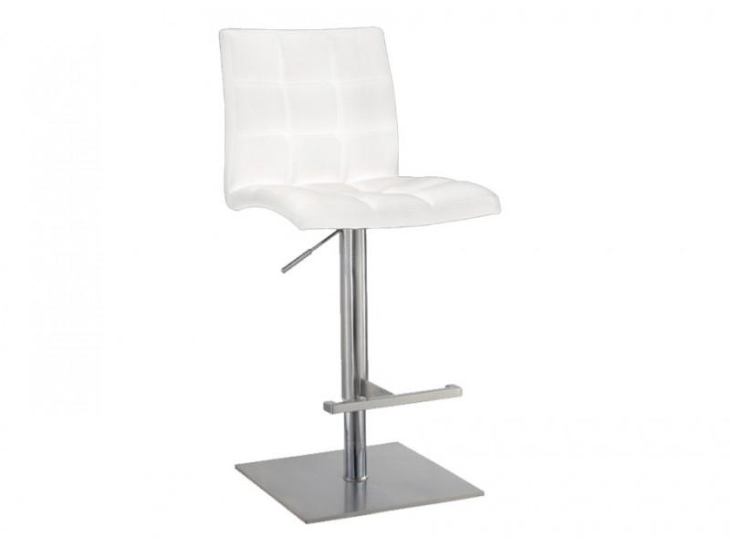 Image de l'article Chaise de Bar Deco10 - Blanc