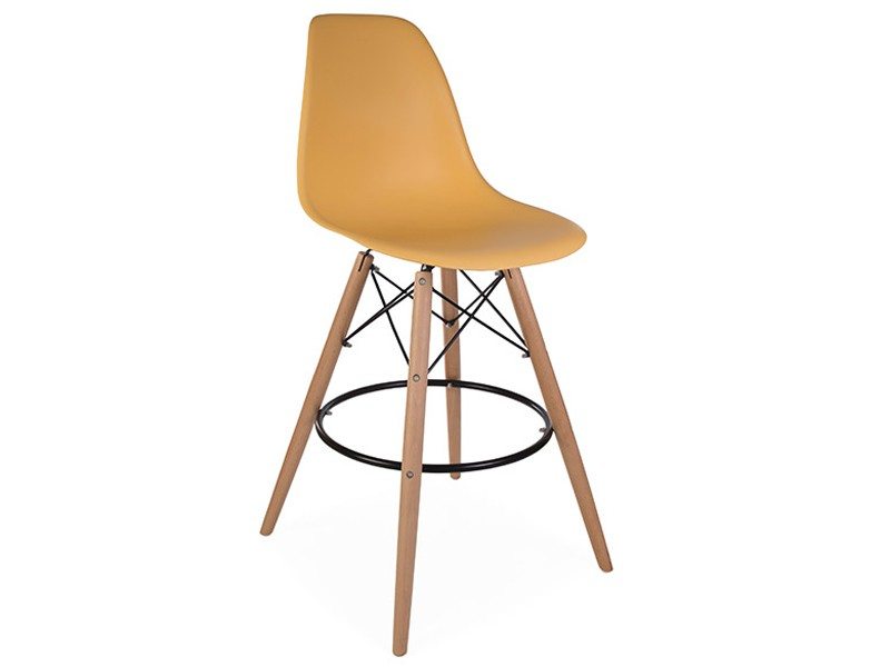 chaise de bar dsb orange. Black Bedroom Furniture Sets. Home Design Ideas