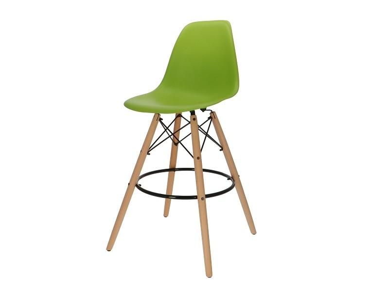 Image de l'article Chaise de bar DSB - Vert pomme
