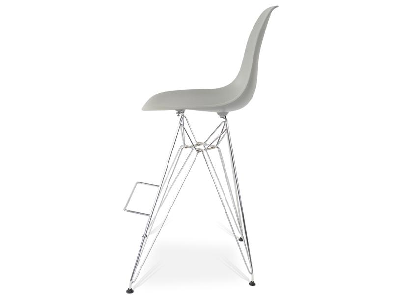 Image de l'article Chaise de bar DSR - Gris