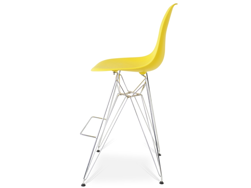 Image de l'article Chaise de bar DSR - Jaune