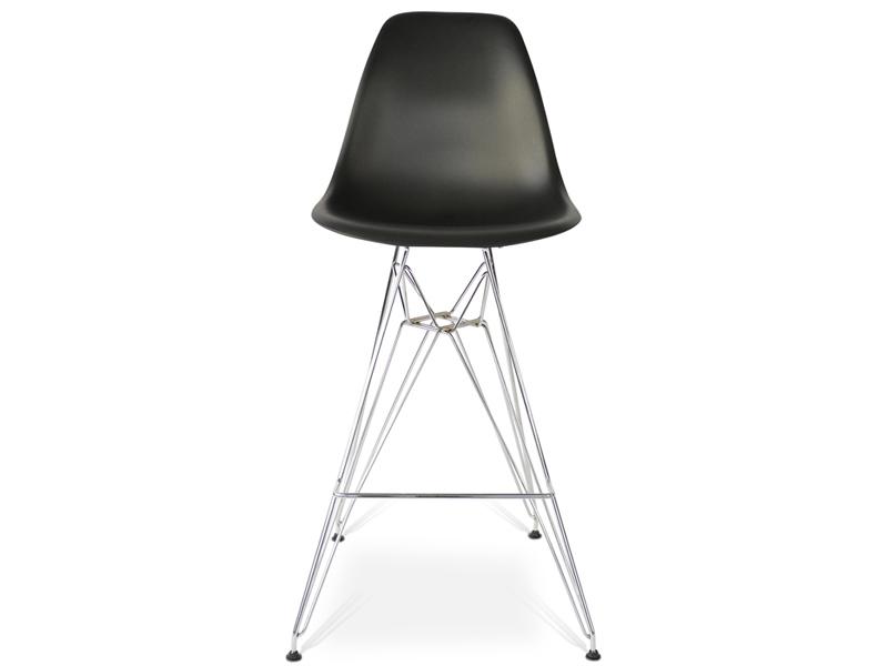 chaise de bar dsr noir. Black Bedroom Furniture Sets. Home Design Ideas