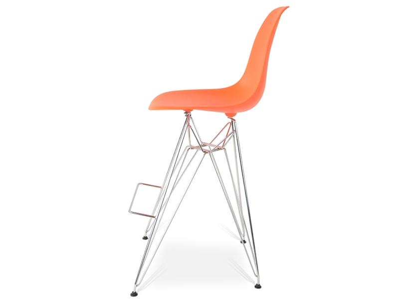 Image de l'article Chaise de bar DSR - Orange
