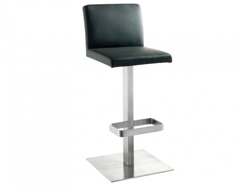 Image de l'article Chaise de Bar Galvin HB - Noir