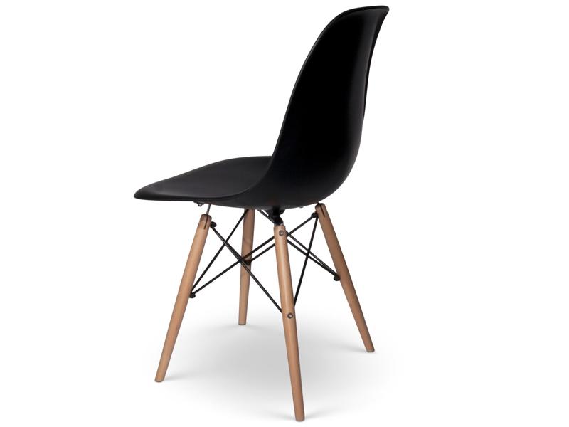 Reproduction de la chaise dsw charles eames chaise for Chaise eames eiffel