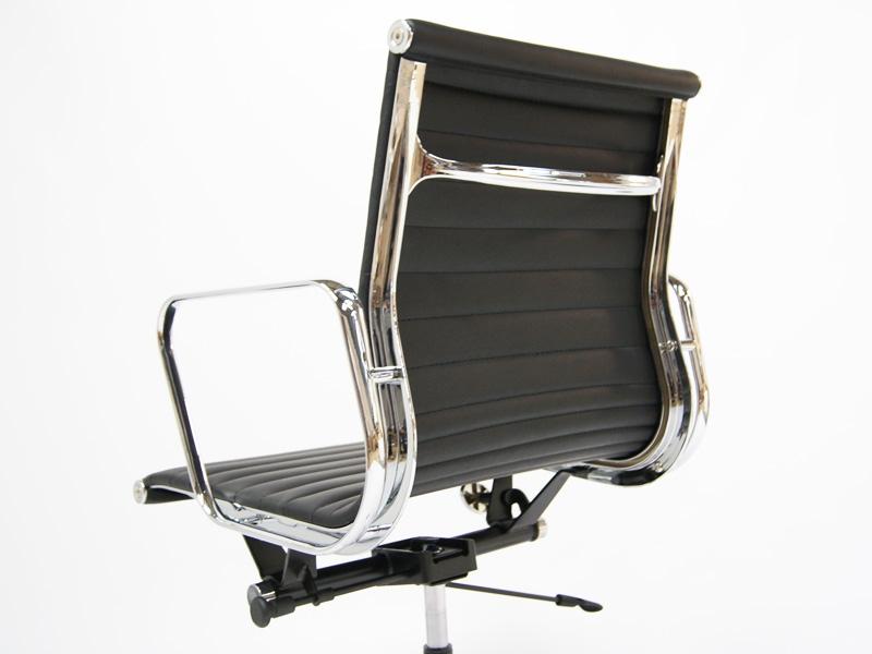 Chaise de bureau eames alu ea117 couleur noir - Chaise de bureau knoll ...