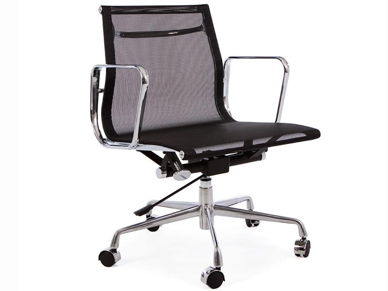 chaise de bureau eames chaise bureau eames 8 oct 17 15 31 20 eames lounge chair and ottoman. Black Bedroom Furniture Sets. Home Design Ideas