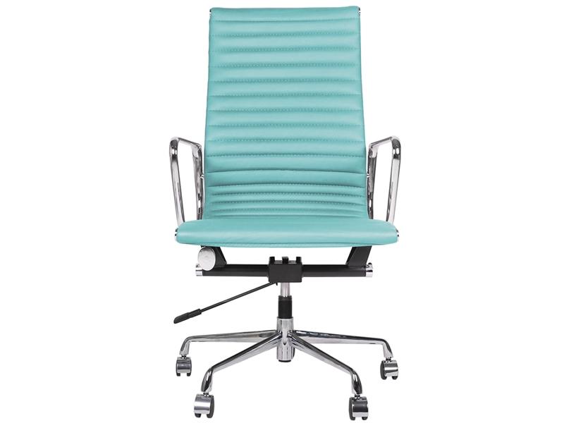chaise eames alu ea119 bleu ciel. Black Bedroom Furniture Sets. Home Design Ideas