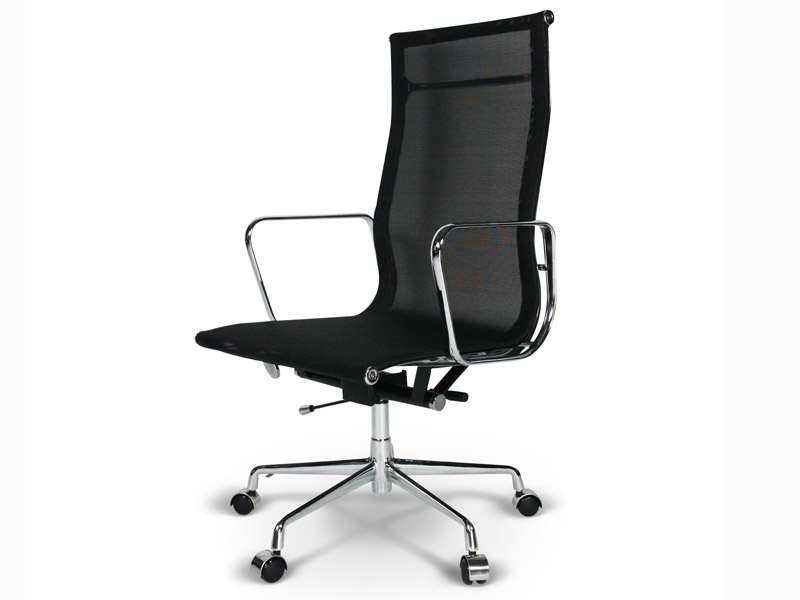 chaise de bureau eames the vitra ea 108 aluminium chair is one of the greatest furniture verre. Black Bedroom Furniture Sets. Home Design Ideas