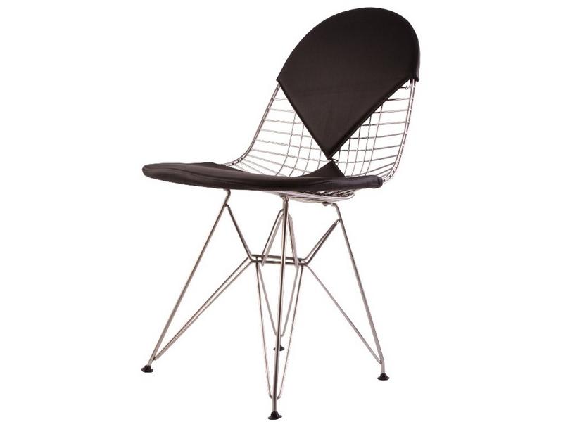 chaise eames bikini noir. Black Bedroom Furniture Sets. Home Design Ideas