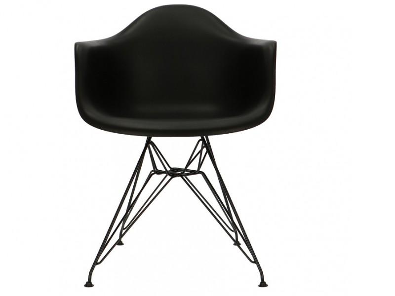 Image de l'article Chaise Eames DAR - Noir