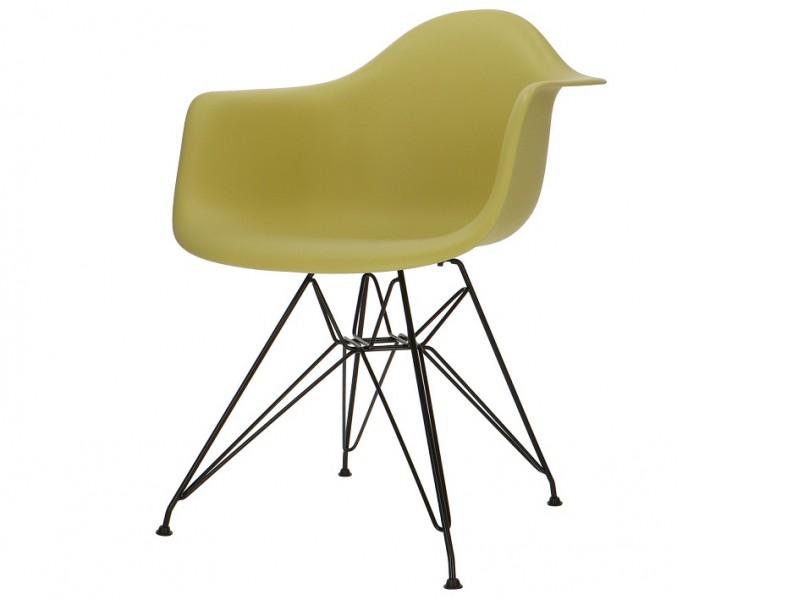 Image de l'article Chaise Eames DAR - Vert olive