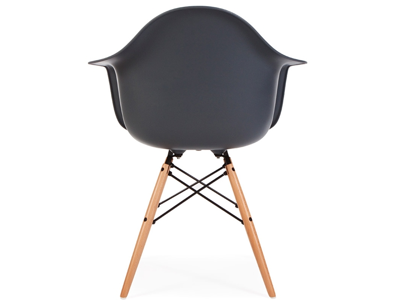 Image de l'article Chaise Eames DAW - Anthracite