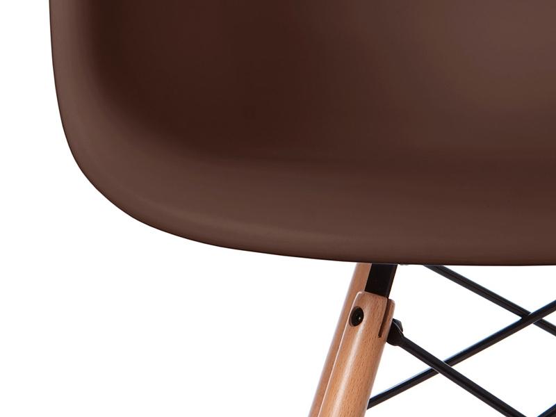 Image de l'article Chaise Eames DAW - Café