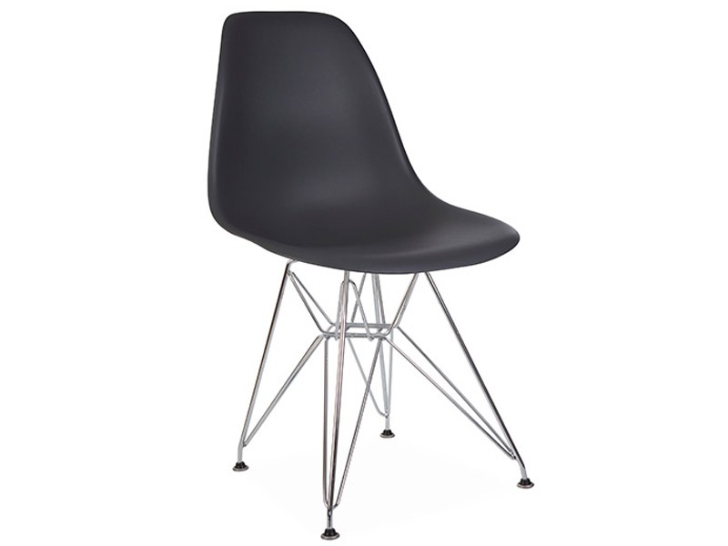 Image de l'article Chaise Eames DSR - Anthracite