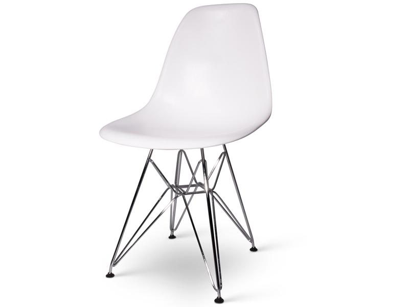 Reproduction de la chaise eames dsr blanc fauteuil pas cher for Chaises eames pas cher