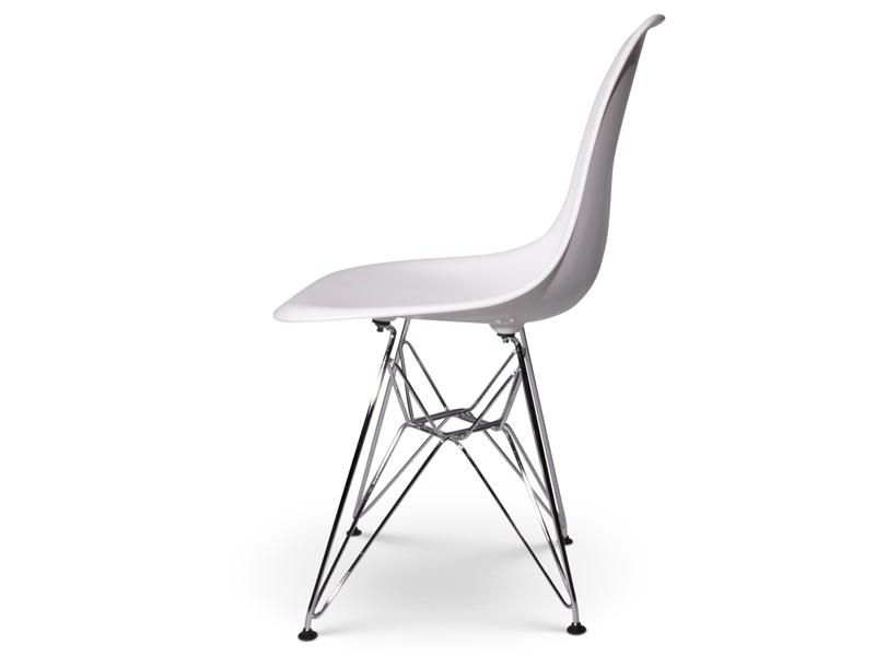 Reproduction de la chaise eames dsr blanc fauteuil pas cher for Reproduction fauteuil eames