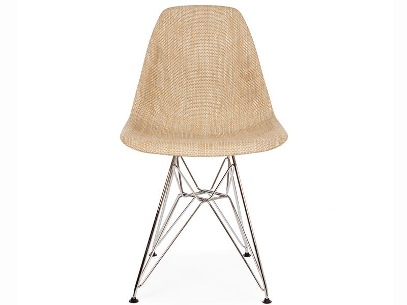 Image de l'article Chaise Eames DSR Texture - Beige