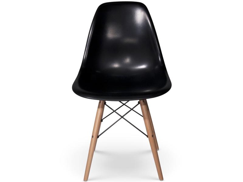 chaise dsw noir. Black Bedroom Furniture Sets. Home Design Ideas