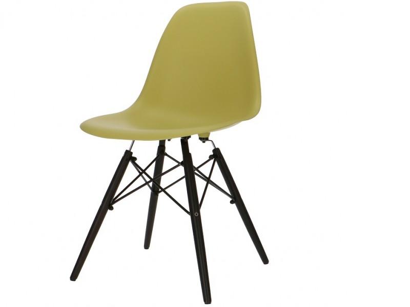 Image de l'article Chaise Eames DSW - Vert olive