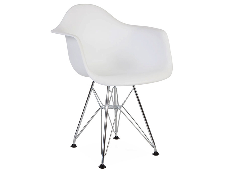 chaise enfant eames dar blanc. Black Bedroom Furniture Sets. Home Design Ideas