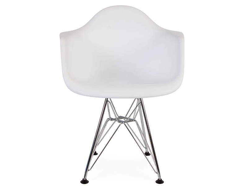 Chaise enfant eames dar blanc for Eames chaise enfant
