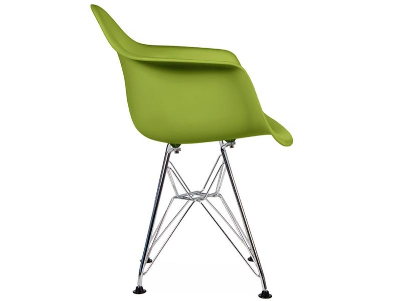 Chaise enfant eames dar vert for Chaise eames pour enfant