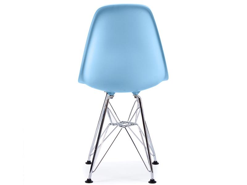 chaise enfant eames dsr bleu. Black Bedroom Furniture Sets. Home Design Ideas